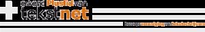 Logo erkend pluslid van tekstnet